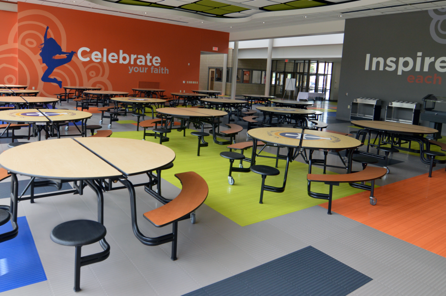 Cafeteria Tables | Integrity Furniture